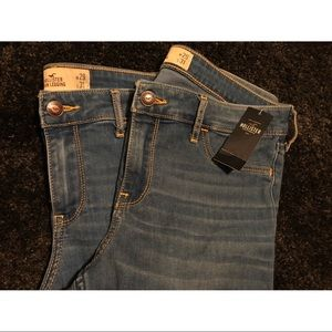 2 Pairs of Hollister Jeans